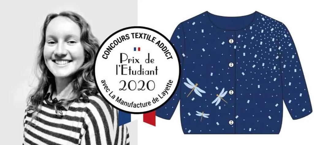 Concours Textile Addict 2020 - Lycée St Géraud